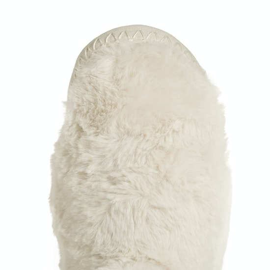 Joules Homestead Luxe Faux Fur Womens Slippers