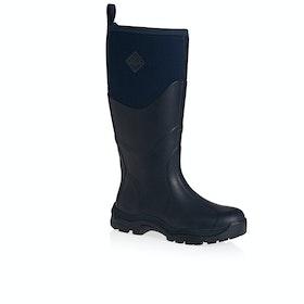 Muck Boots Greta II Max Womens Wellies - Navy