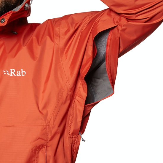 Chaqueta Rab Downpour Packable