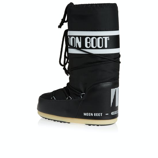 Moon Boot Nylon Womens Boots
