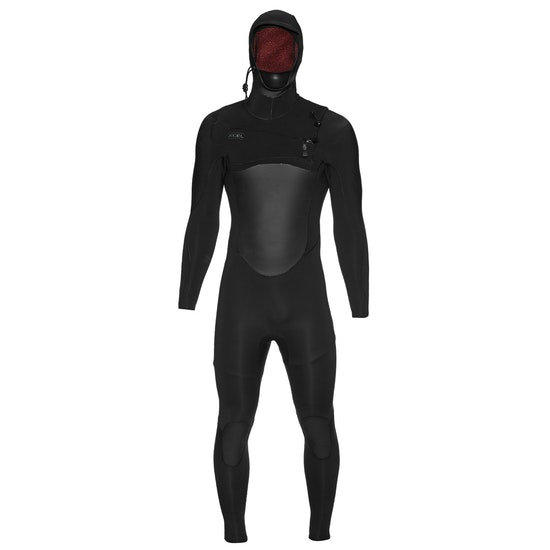 Xcel Infiniti 6/5mm 2019 Chest Zip Hooded Wetsuit