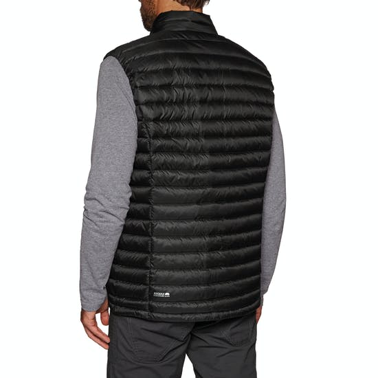 on feet at official supplier quality Rab Microlight Body Warmer - Free Delivery options on All ...
