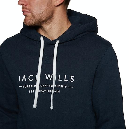 Jack Wills Batsford Wills プルオーバーパーカー
