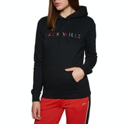 Jack Wills Hunston Embroidered Pullover Hoody