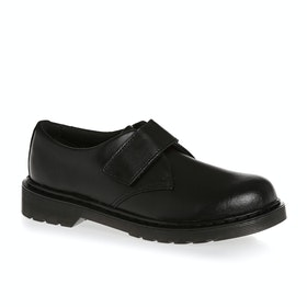 Dr Martens Kamron J Kids Dress Shoes - Black T Lamper