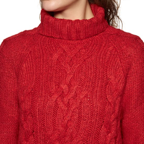 Joules Jessie Cosy Cable Knit Womens Sweater