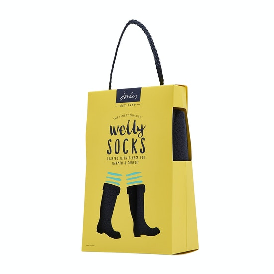 Joules Welton Womens Wellingtons Socks
