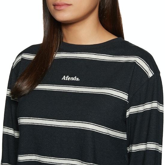 Afends Revolution Womens Short Sleeve T-Shirt