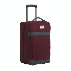 Burton Charter Roller Luggage - Port Royal Slub