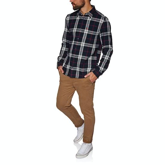 Jack Wills Langworth Flannel Check Shirt