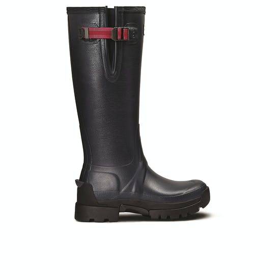 Hunter Balmoral Side Adj 3mm Neoprene Womens ウェリントンブーツ