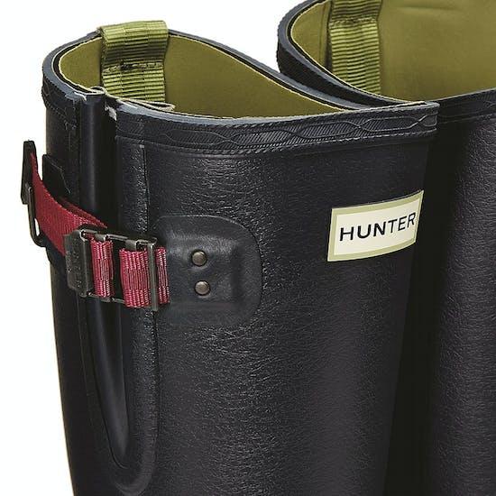 Hunter Balmoral Side Adj 3mm Neoprene Womens Wellies