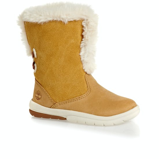 Timberland Toddle Tracks Bootie Wheat Kids Boots