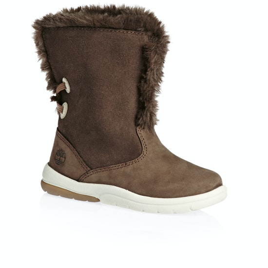 Timberland Toddle Tracks Bootie Potting Soil Kids ブーツ