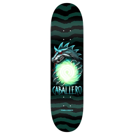 Powell Cab Dragon Ball 8.25 Inch Skateboard Deck