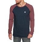 Element Blunt Mens Long Sleeve T-Shirt