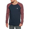 Element Blunt Langarm-T-Shirt - Eclipse Navy