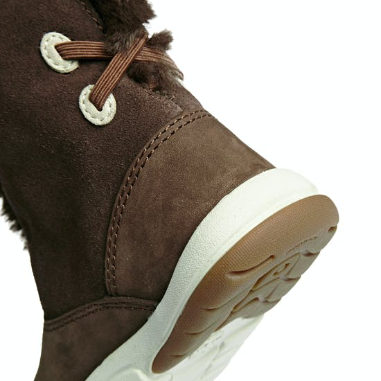 Timberland Toddle Tracks Bootie Potting Soil Kids Boots