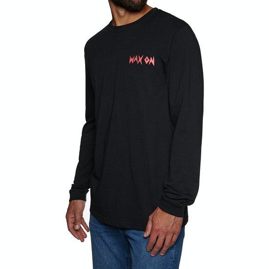 Quiksilver Wax Off Mens Long Sleeve T-Shirt