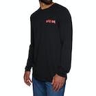 Quiksilver Wax Off Mens Long Sleeve T-Shirt