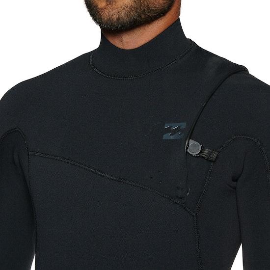 Billabong Furnace Carbon Comp 4/3mm 2019 Zipperless Wetsuit