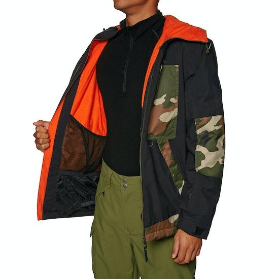 O'Neill Hybrid Seb Toots Terrain Waterproof Jacket