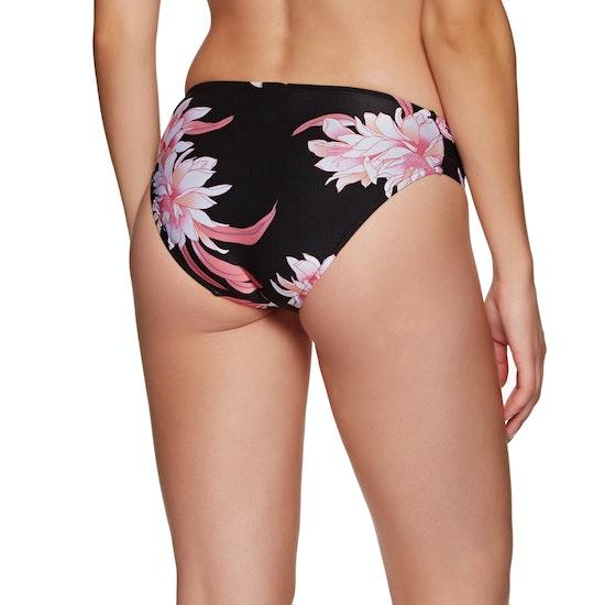 Seafolly Desert Flower Ruched Side Retro Bikiniunterteil
