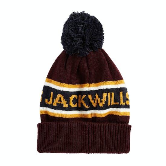 Jack Wills Kitson Jack Wills Intarsia Hat Beanie