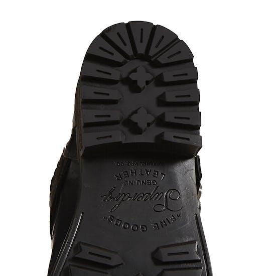 Superdry Hurbis Biker Womens Boots