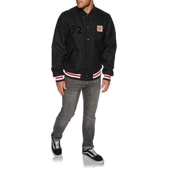 Element KH Letterman Jacket