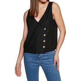 SWELL Kaley Womens Top - Black