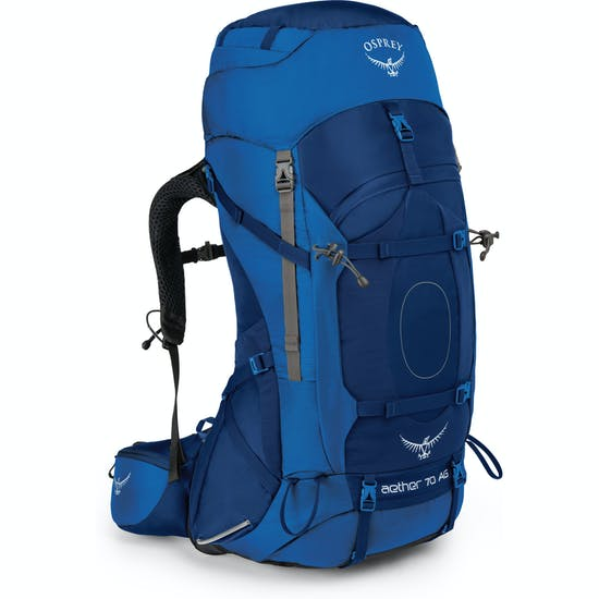 Osprey Aether AG 70 Mens Hiking Backpack