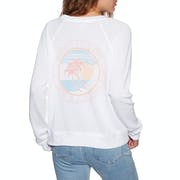 Amuse Society Long Live The Beach Ladies Fleece