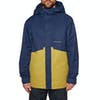 Volcom 17 Forty Insulated Snow Jacket - Navy