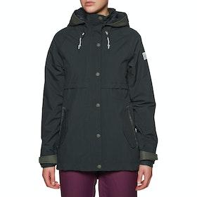 Blouson pour Snowboard Femme Holden Cypress - Black
