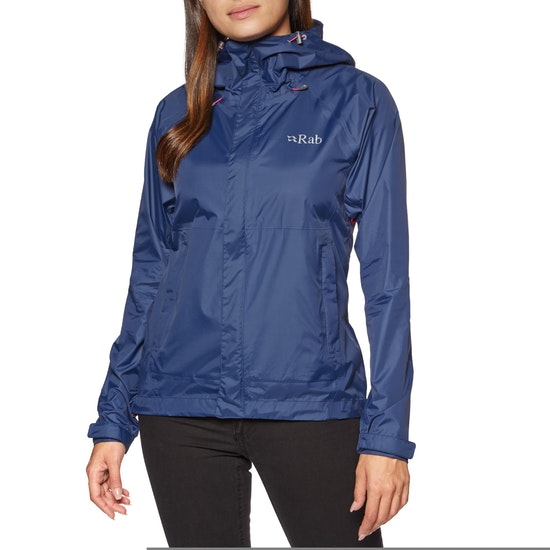 Rab Downpour Packable Womens Waterproof Jacket