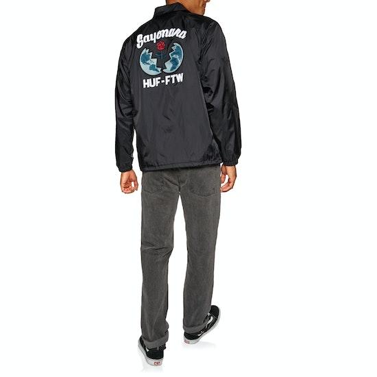 Huf Sayonara Coaches Jacket