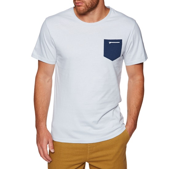 Surf Perimeters In The Pocket Print Short Sleeve T-Shirt