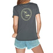 Animal Roundabout Womens Short Sleeve T-Shirt