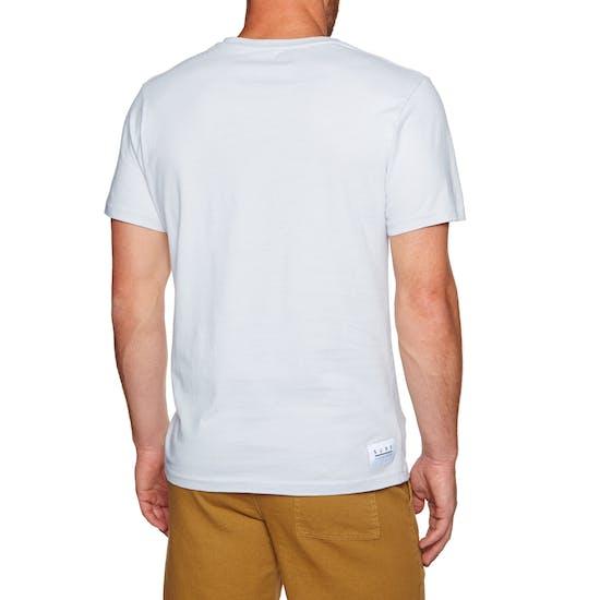 Surf Perimeters In The Pocket Print Mens Short Sleeve T-Shirt