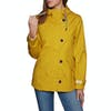 Joules Coast Womens Waterproof Jacket - Antique Gold