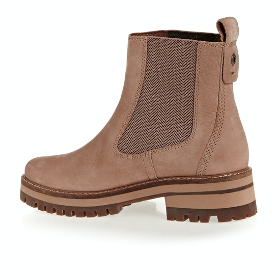 Timberland Courmayeur Valley Ch Tawny Brown Damen Stiefel