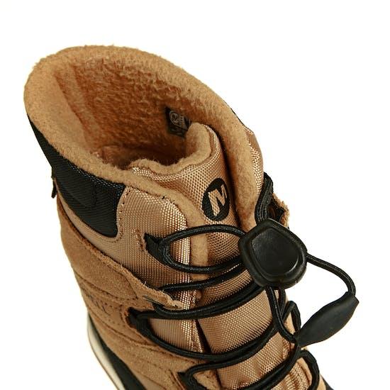 Merrell Snow Bank 2 WTPF Kinder Stiefel