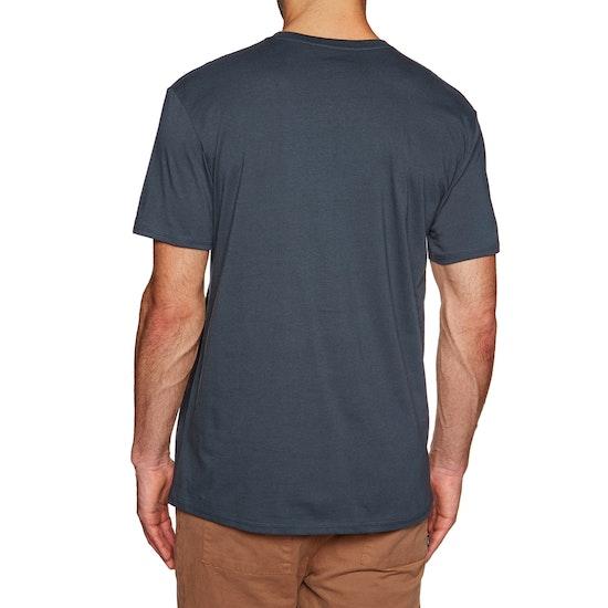Quiksilver Retro Right Mens Short Sleeve T-Shirt