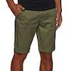 Volcom Frickin Modern Stretch Shorts - Army