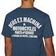 Deus Ex Machina Milano Address Short Sleeve T-Shirt