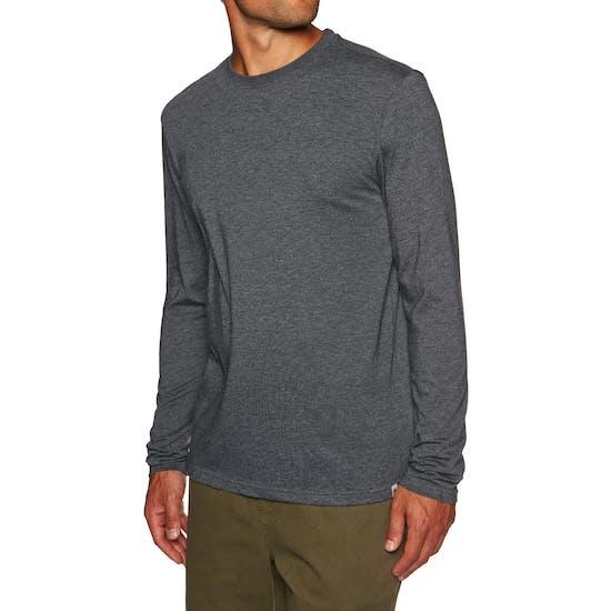 Element Basic Crew Mens Long Sleeve T-Shirt