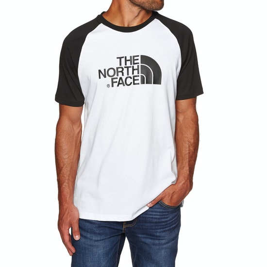 North Face Raglan Easy Mens Short Sleeve T-Shirt