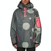 Blouson pour Snowboard Oakley X Jeff Staple 10k 3l Shell Pullover - Bubble