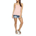 SWELL Mia Peplum Ladies Tank Vest